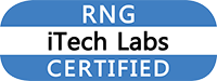 iTech Labs RNG Certificate